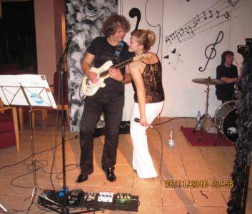 Steve + Lidia Live